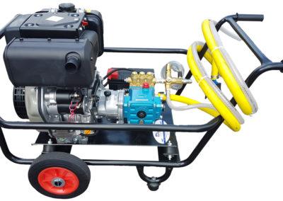 10HP Yanmar Diesel Cold Water Pressure Washers