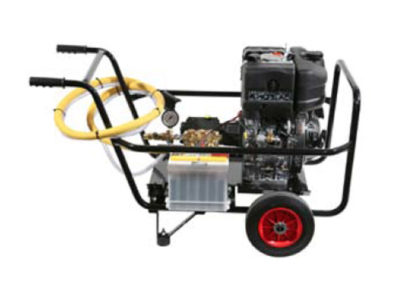 10HP Diesel Loncin Cold Water Pressure Washers