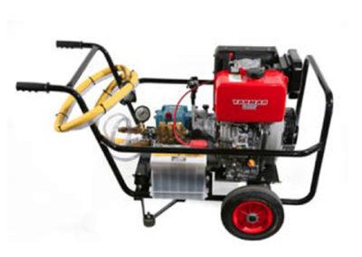 10HP Diesel-Yanmar Cold Water Pressure Washers