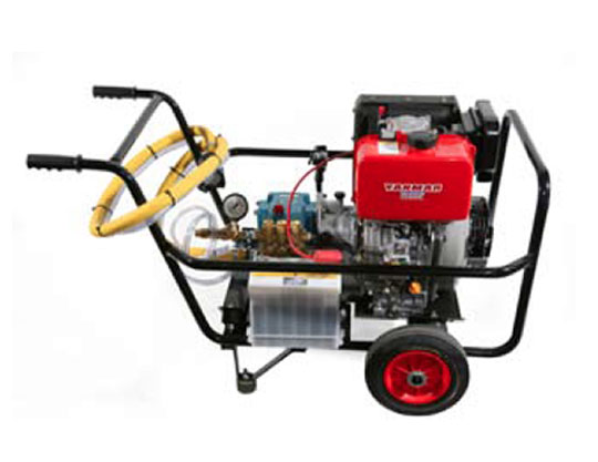 Diesel Power Pressure Washers