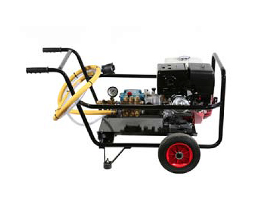 Petrol Power Pressure Washers