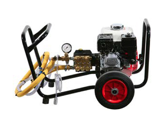 Honda 5.5HP Petrol Cold Water Pressure Washers