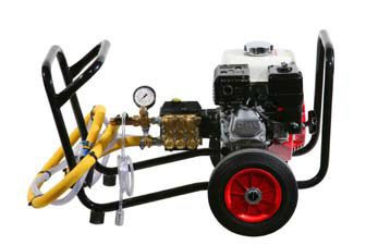 Honda 6.5HP Petrol Cold Water Pressure Washers