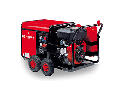 HDB 1240 Hotwater High-Pressure Cleaner Mobile, engine-driven