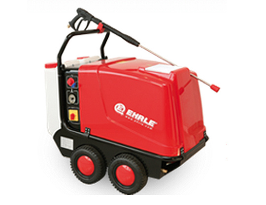 Ehrle HD1240 Three Phase Hot Water Mobile Pressure Washer