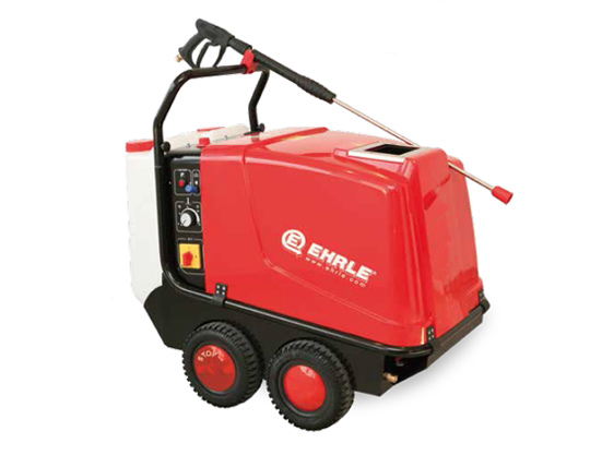 HDE 800 Hotwater High Pressure Cleaner Electric heated
