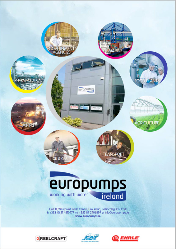 EuroPumps Ireland Brochure 2016