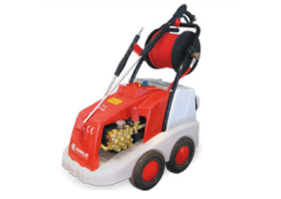 KD 4×4 Series Coldwater High Pressure Cleaner Mobile