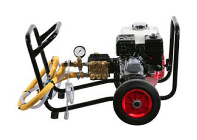 Loncin 7HP Petrol Cold Water Pressure Washers