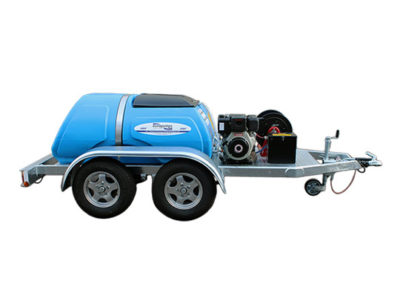 Twin Axle Cold Water Bowser