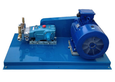 Cat high pressure pumps