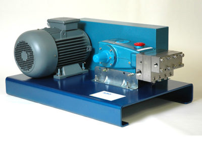 Cat Pumps Skid Based Unit 201