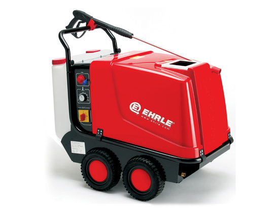 HD623 Single Phase Hot Water Mobile Pressure Washer