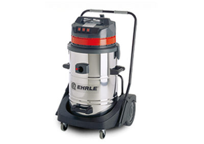 Wet- and Dry Industrial Vacuum-Cleaners