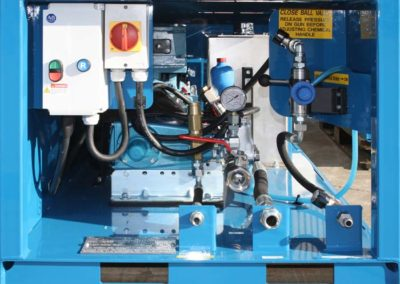 High Pressure Wash Down Systems for the Oil and Gas Industry in UAE