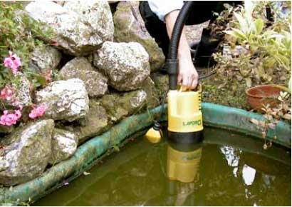 LAVOR Submersible Pumps