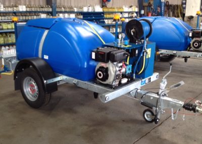 Roadway Maintenance Single-axle Water Bowser