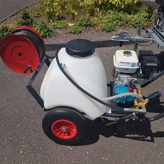 Mini Petrol Power Washer