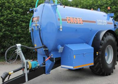 High Pressure Road Wash Tanker 2000LGP