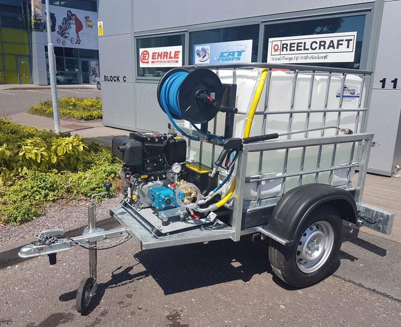 Single Axle Diesel Mini Bowser