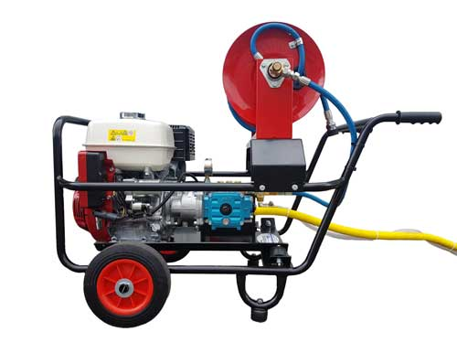 Honda Petrol Power Washer from EuroPumps Ireland