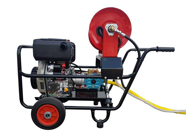 YANMAR Diesel Pressure Washer