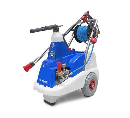 EHRLE KD 940-F High Pressure Cleaner